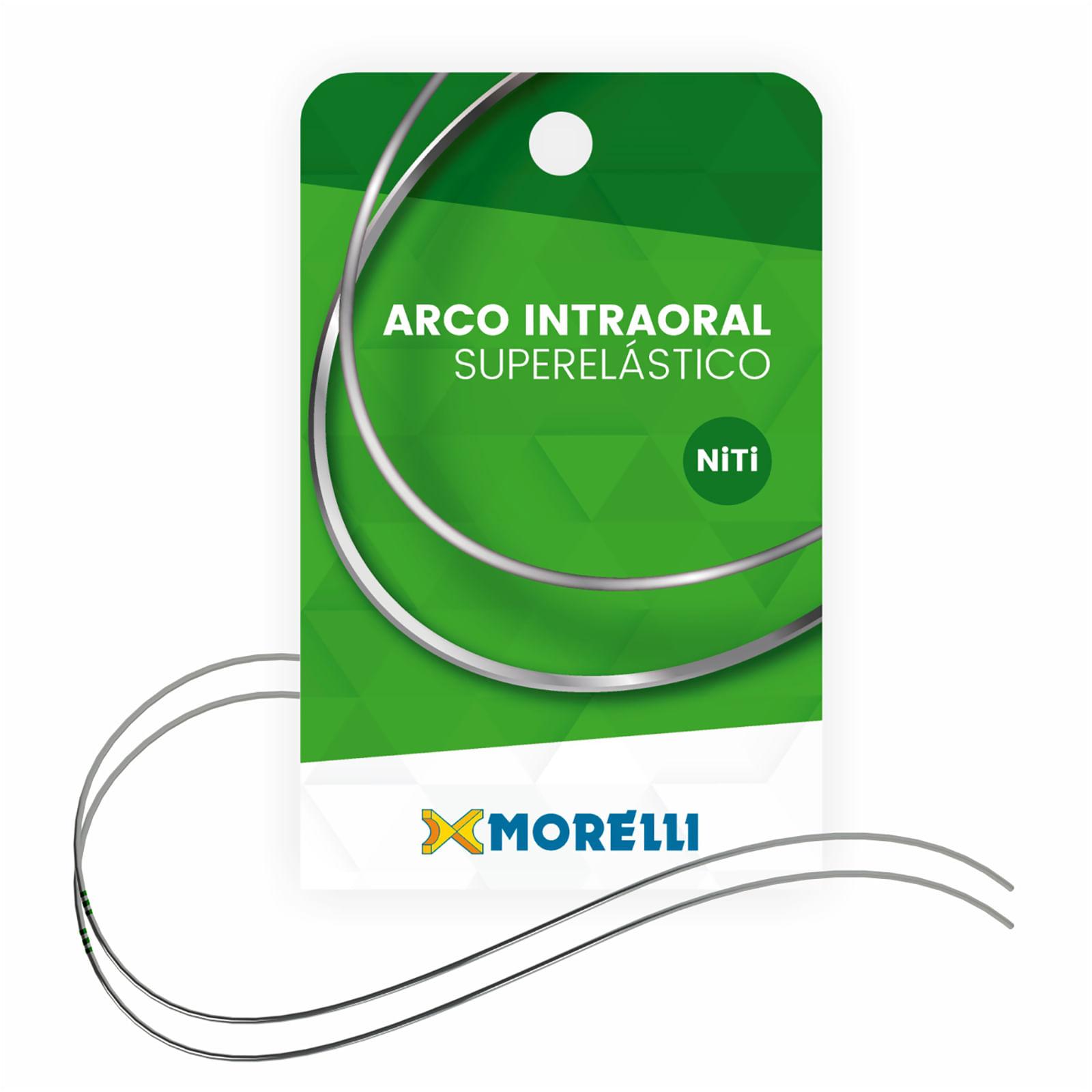 ARCO-NITINOL-SUPERELASTICO-CURVA-REVERSO---SUPERIOR---NITI---REDONDO-.016----MORELLI