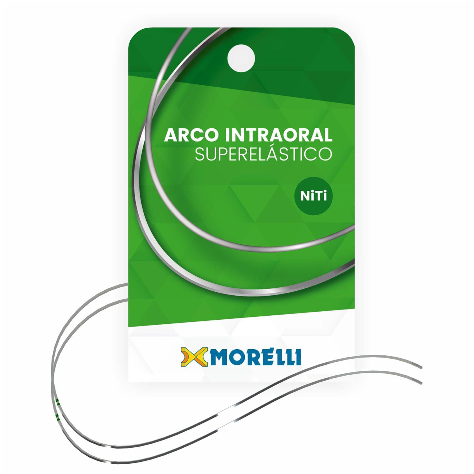 ARCO-NITINOL-SUPERELASTICO-CURVA-REVERSO-MEDIO---INFERIOR---NITI---QUADRADO-.016-X.016----MORELLI