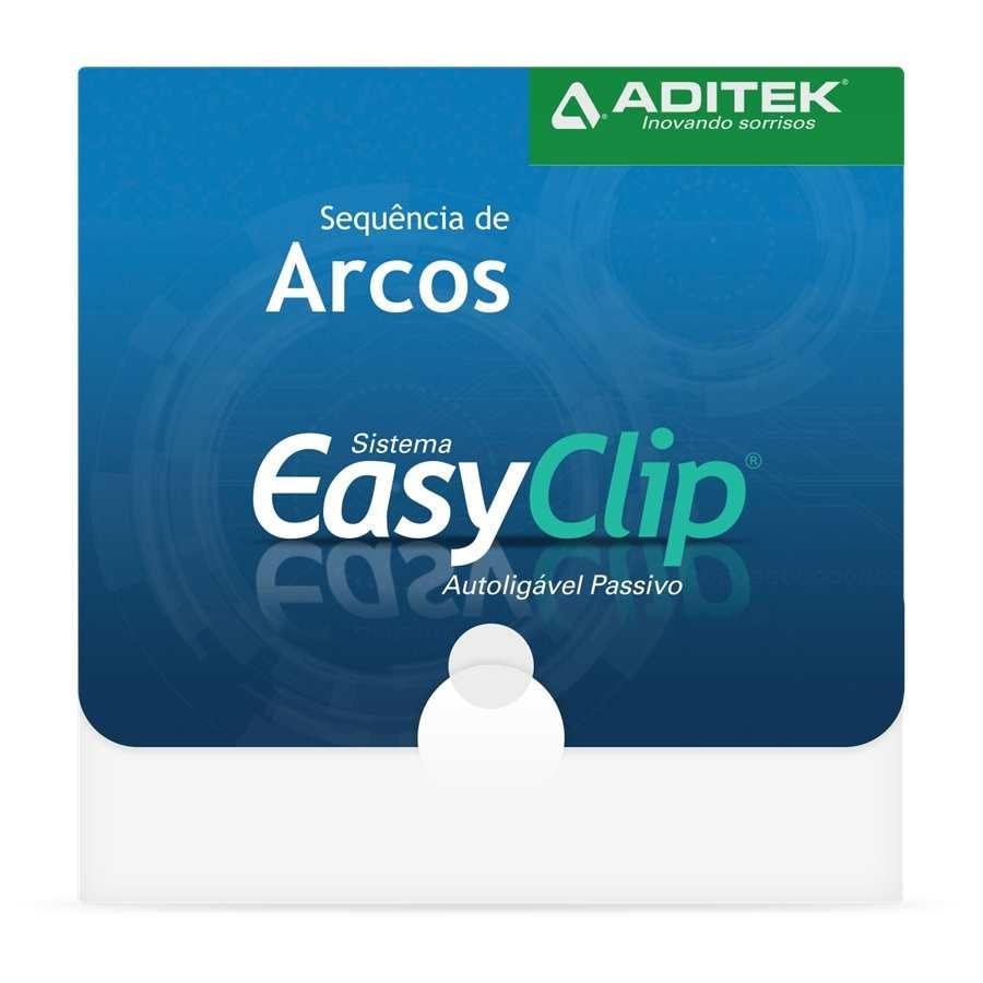 SEQUENCIA-DE-ARCOS-NITI-TERMOATIVADOS-35°-CONTOUR-DAMON-EASYCLIP---ADITEK