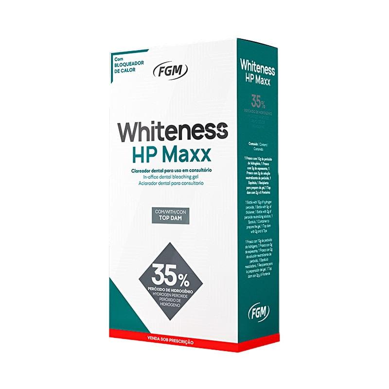 KIT-CLAREADOR-WHITENESS-HP-MAXX35--3-PACIENTES---FGM