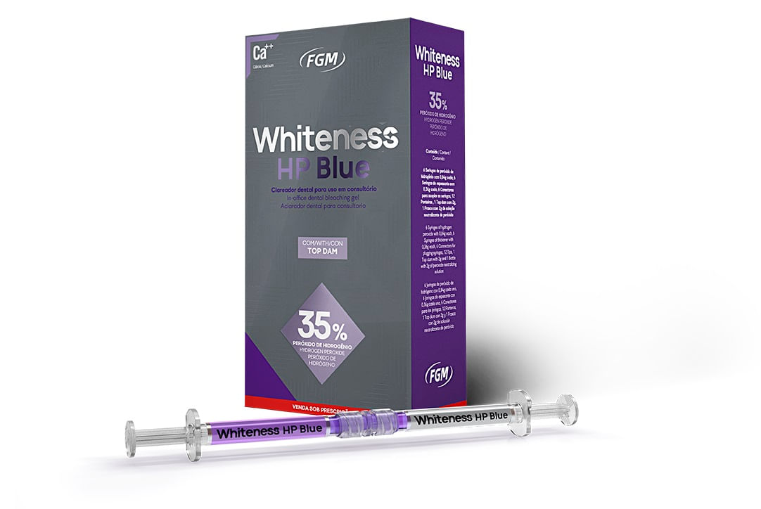 KIT-CLAREADOR-WHITENES-35-HP-BLUE---3-PACIENTES---FGM