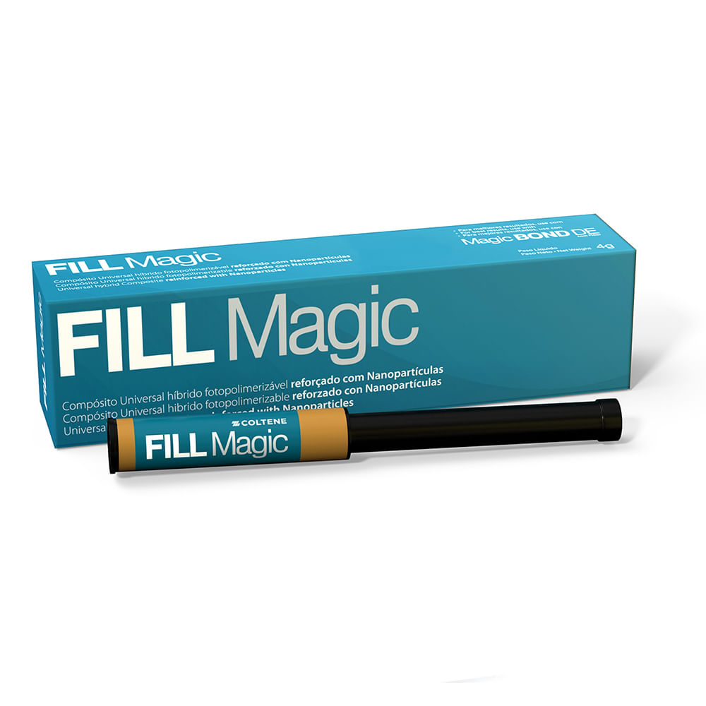 FILL-MAGIC-R---SERINGA-RESINA-FOTOPOLIMERIZAVEL---COR-A1---COLTENE