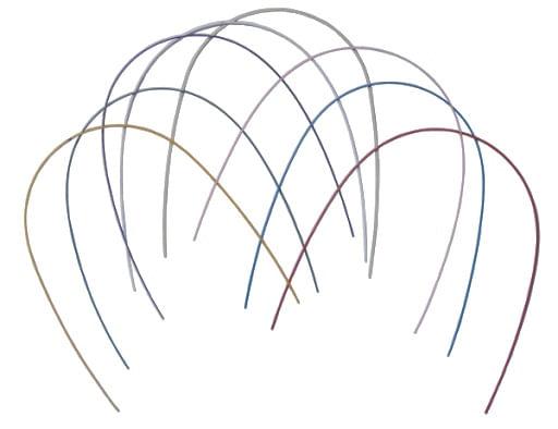 ARCO-NITI-SUPERELASTICO-COLORIDO---TERMO-ATIVO---SUPERIOR---.014-X.025--RETANGULAR---BEGE---TECNIDENT
