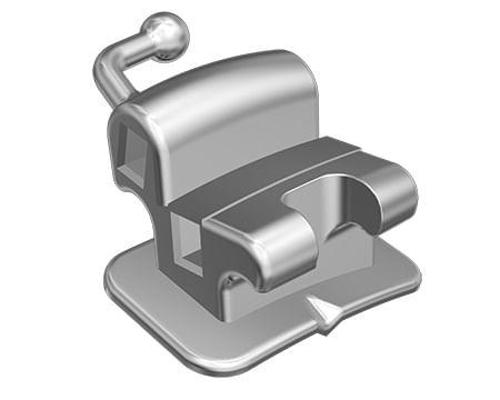 TUBO-ORTODONTICO-PARA-COLAGEM---PRESCRICAO-MBT-.022--DUPLO-CONVERSIVEL---DENTE-46---INFINITY