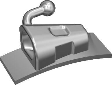 TUBO-ORTODONTICO-PARA-SOLDAGEM---PRESCRICAO-MBT-.018--SIMPLES-AFUNILADO---DENTE-16---INFINITY