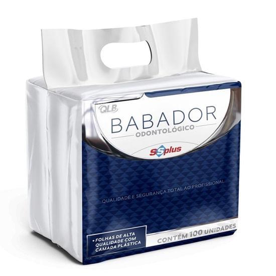 BABADOR-ODONTOLOGICO-DESCARTAVEL---BRANCO---SSPLUS