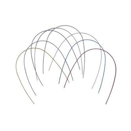 ARCO-NITI-SUPERELASTICO-COLORIDO---INFERIOR---RETANGULAR-.017-X.025----PRETO---TECNIDENT