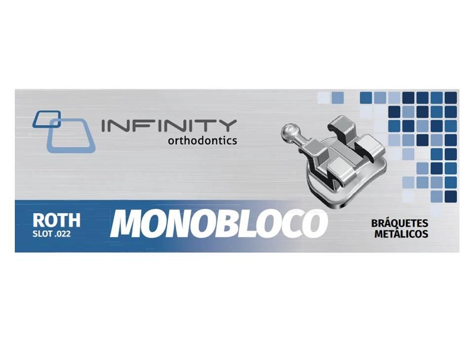 KIT-DE-BRAQUETES-METALICOS-MONOBLOCO-10-CASOS---PRESCRICAO-ROTH-.022----COM-GANCHO-NOS-CANINOS-E-PRES---INFINITY