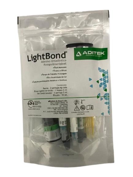 LIGHTBOND-ORTODONTICA---KIT-RESINA-FOTOPOLIMERIZAVEL-LIGHTBOND-8GR--FT----ADITEK