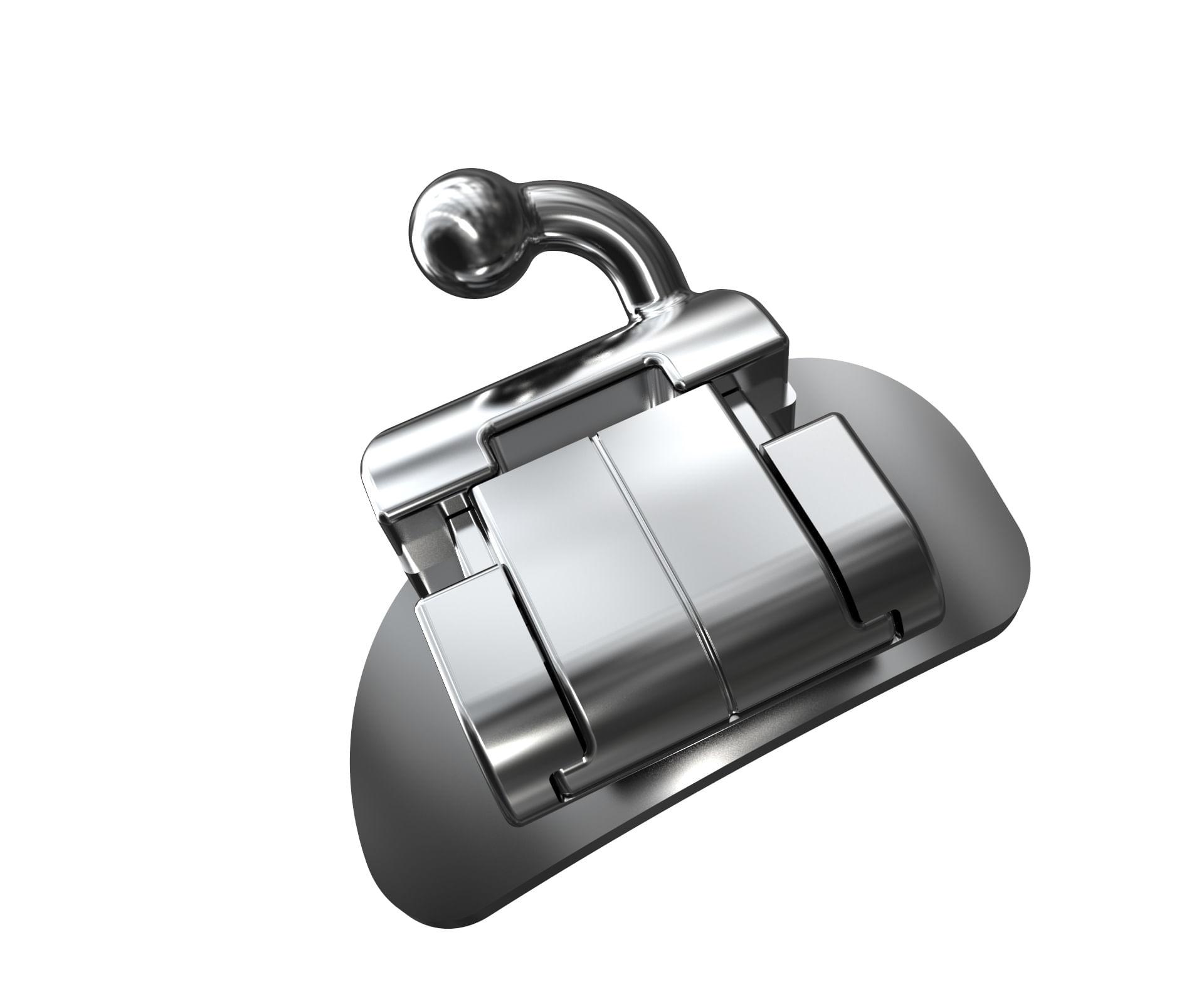 TUBO-ORTODONTICO-PARA-COLAGEM-AUTOLIGADO---PRESCRICAO-MBT-.022----DENTE-26---INFINITY